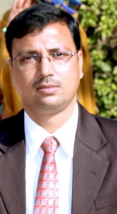 Mr. Rakesh Singh Shekhawat